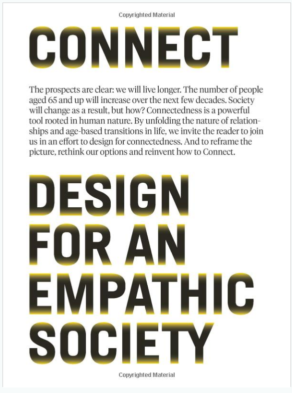 Connect – Design for an Empathic Society