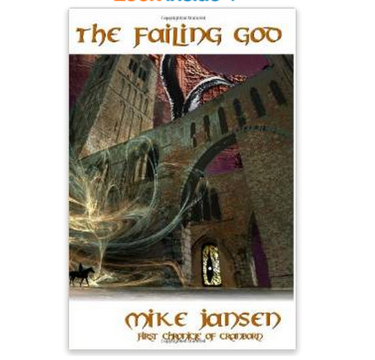 The Failing God – First Chronicle of Cranborn