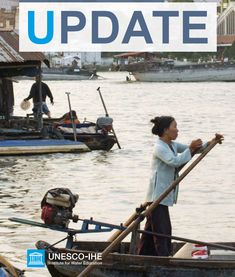 UNESCO-IHE Update Magazine